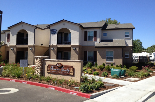 Yuba City Apartments | Plumas Family Apartments | Affordable